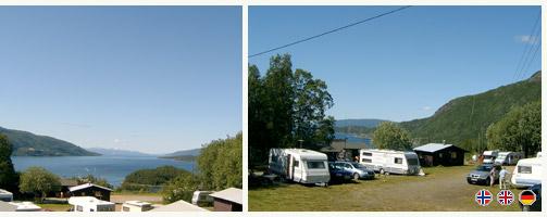 Camping herøy nordland
